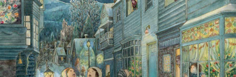 市川里美画 ウィルソン文『メリークリスマス〜世界の子どものクリスマス』さくまゆみこ訳 BL出版