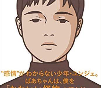 ソン・ウォンピョン『アーモンド』表紙