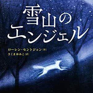 『雪山のエンジェル』(さくまゆみこ訳)表紙